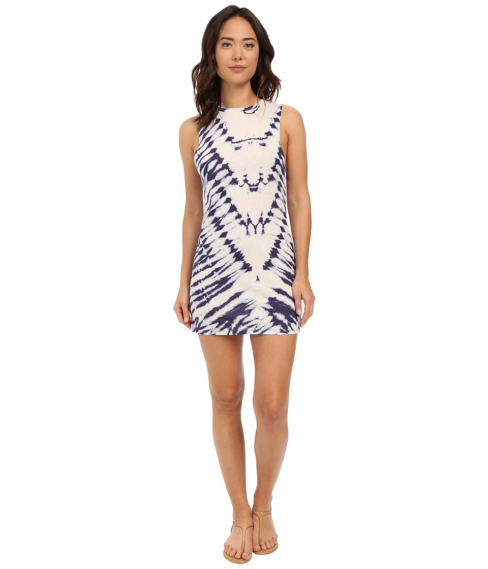 Billabong - Wonder Why Dress (Blue Cruz) Women's Dress