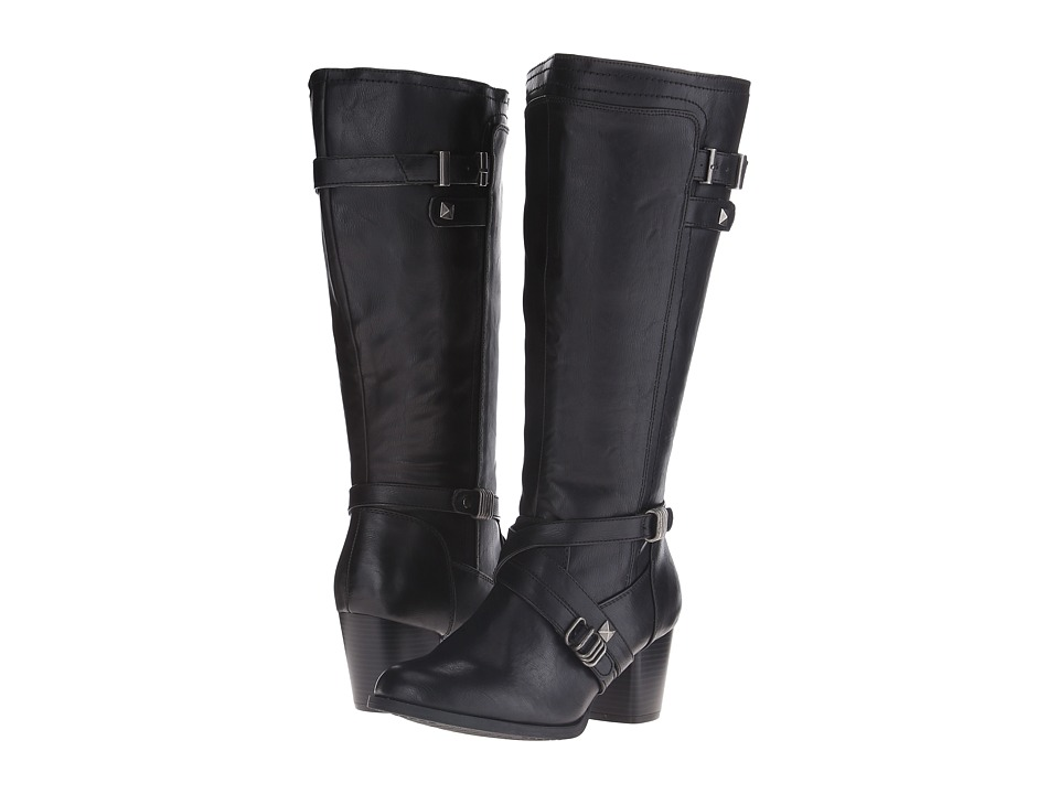 Rialto - Claudette Wide Shaft (Black) Women