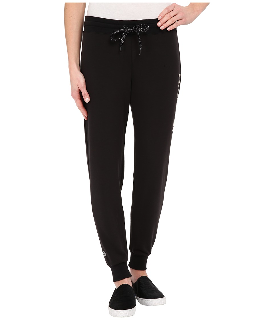 Hurley - Dri-Fit Fleece Joggers (Black) Women's Fleece