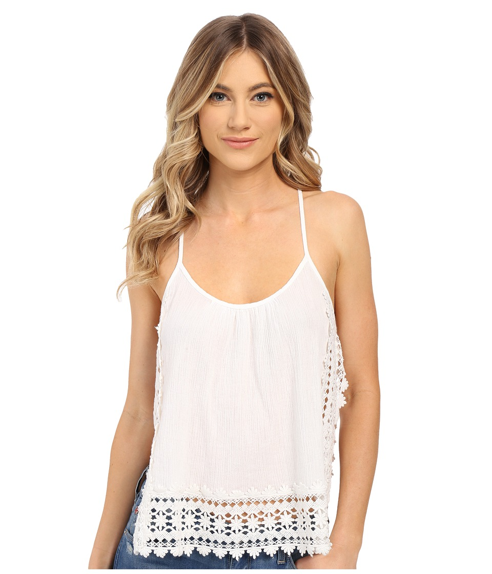 Rip Curl - Love N Surf Tank Top (White) Women's Sleeveless