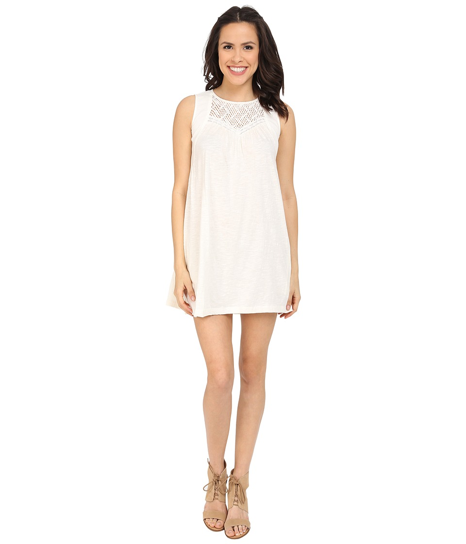 Roxy - Coast Is Clear Dress (Sand Piper) Women's Dress