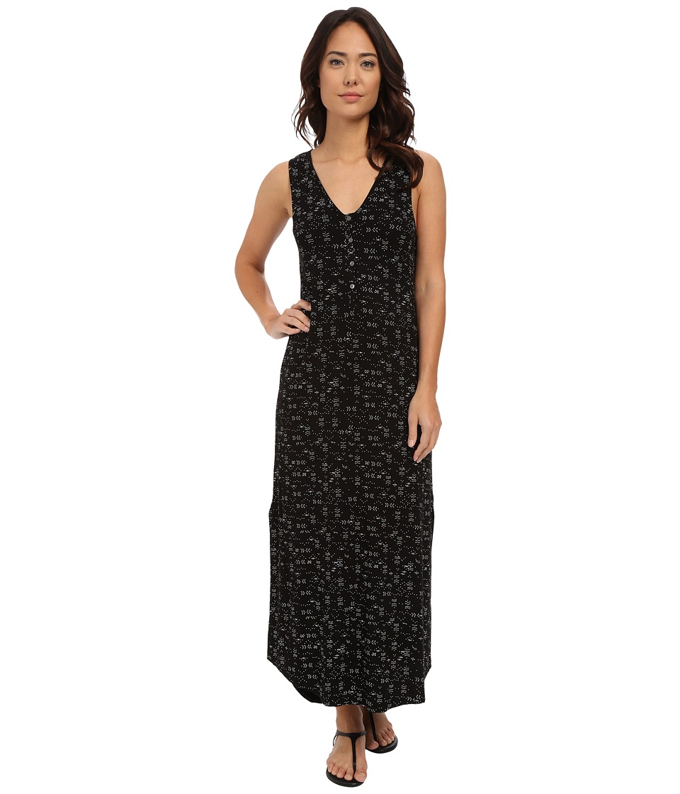 Rip Curl Starlight Maxi Dress (Black) Women