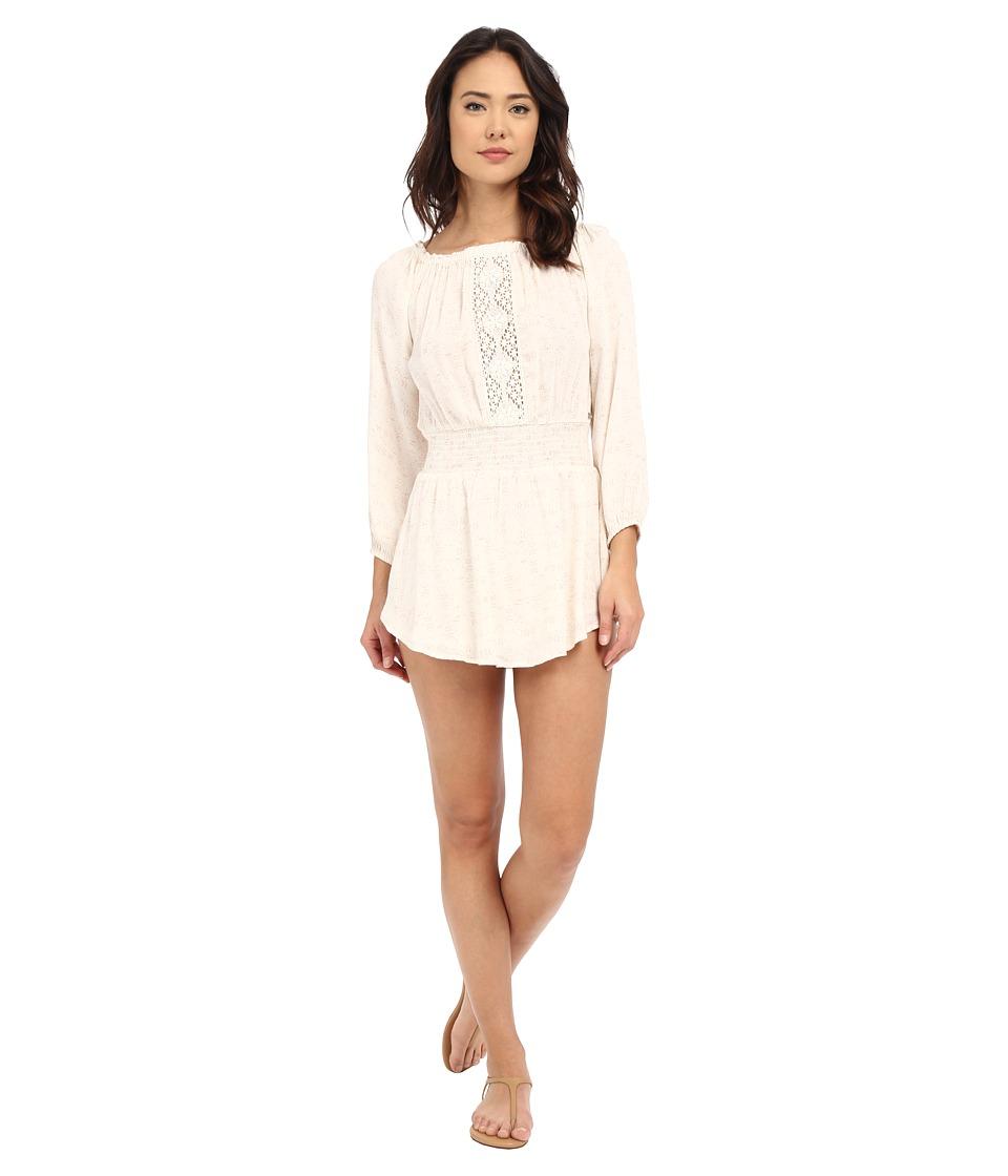Rip Curl - Starlight Dress (Vanilla) Women's Dress