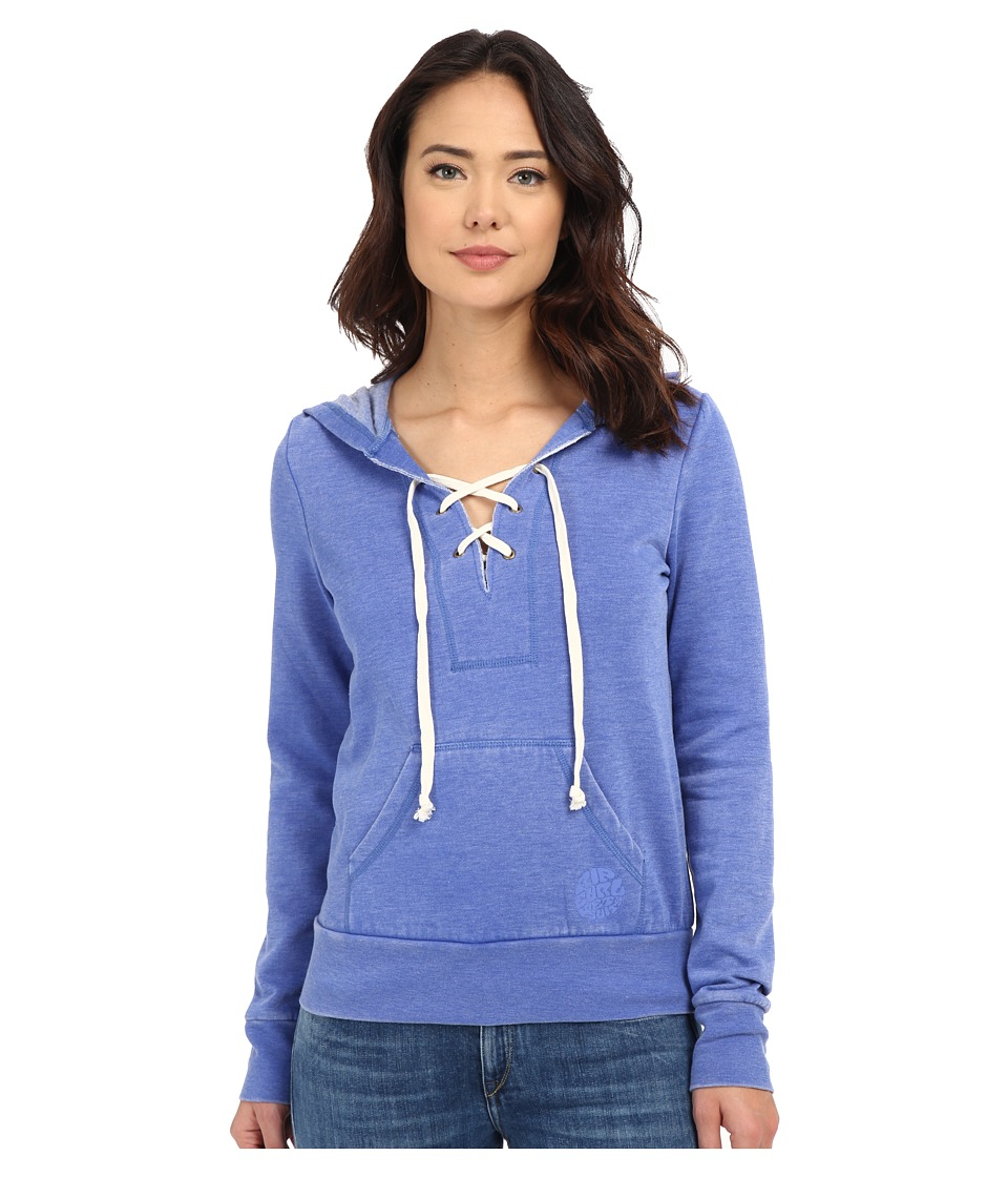 Rip Curl - Simply Surf Pullover (Dazzling Blue) Women's Sweatshirt