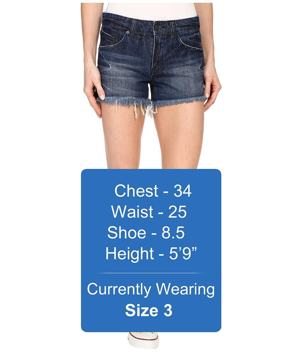 Volcom - Stoned Shorts 3 (Midnight Blue) Women's Shorts