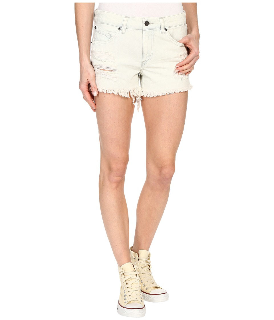 Volcom - Stoned Shorts 3 (Bleach Spray) Women's Shorts