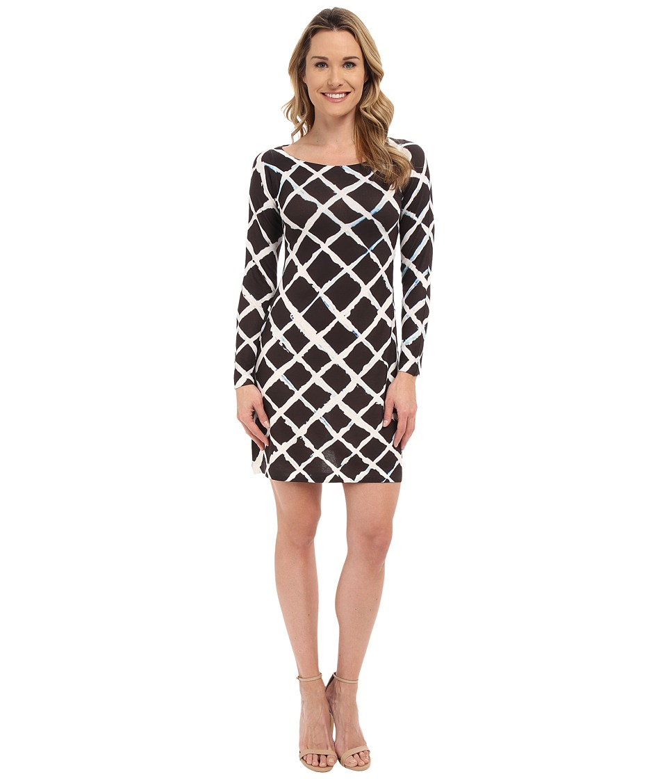 Nally & Millie Sweater Dress (Multi) Women