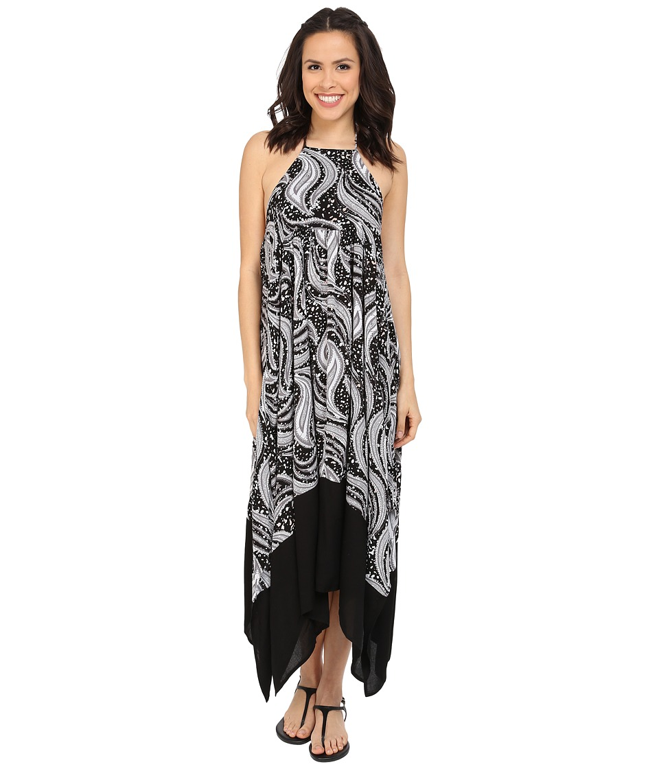 Volcom - Bank Roll Dress (Black) Women's Dress