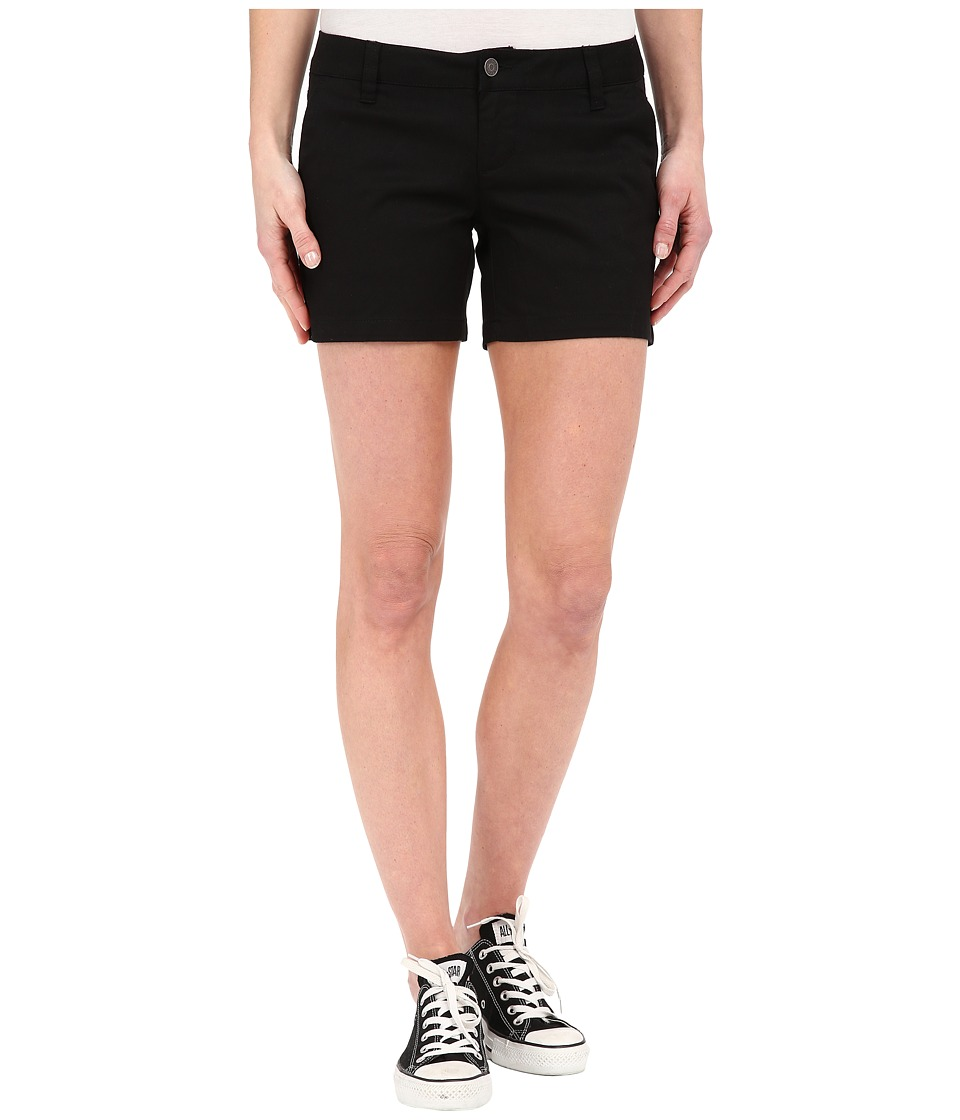 Volcom - Frochickie 5 Shorts (Black) Women's Shorts