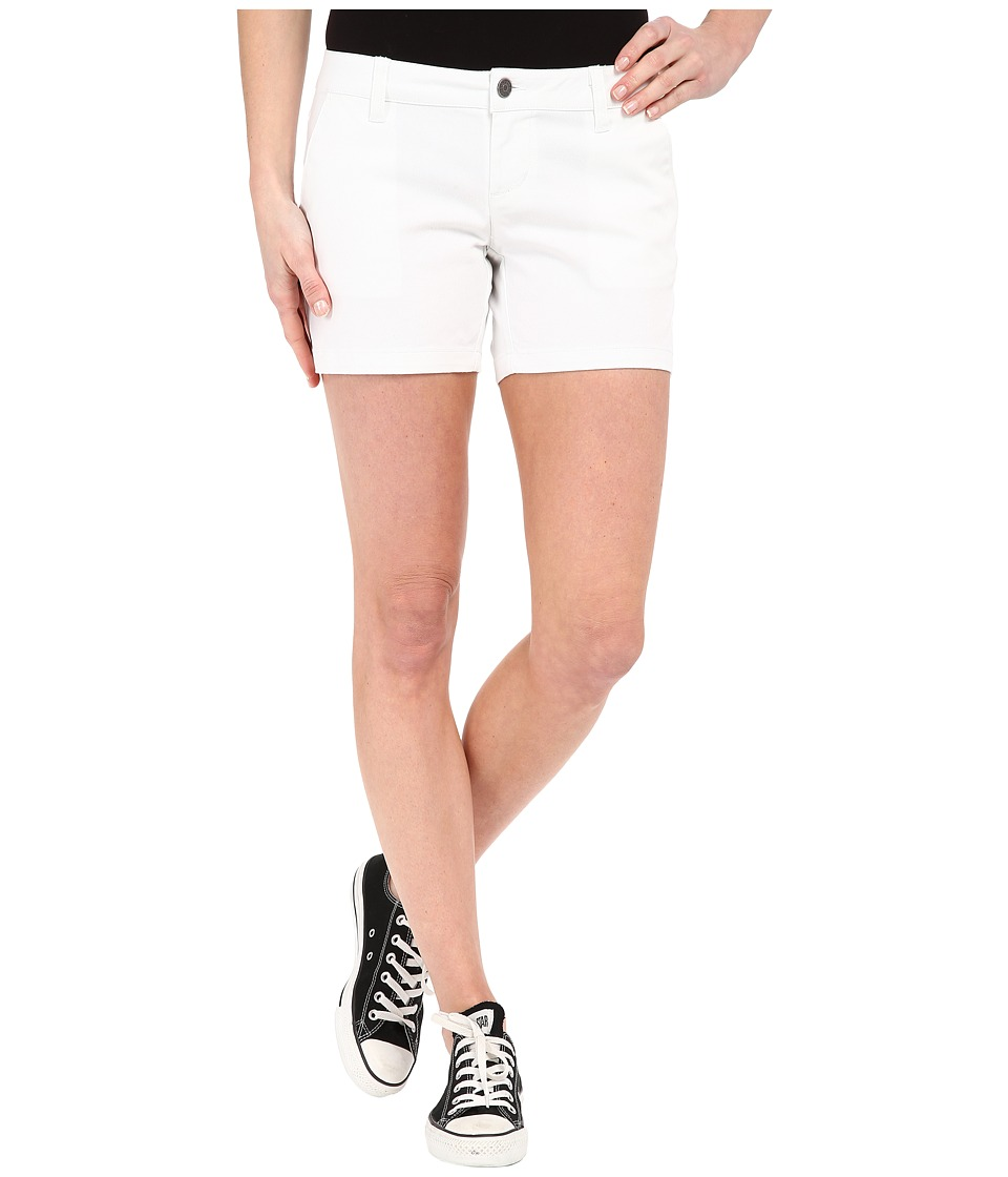 Volcom - Frochickie 5 Shorts (White) Women's Shorts
