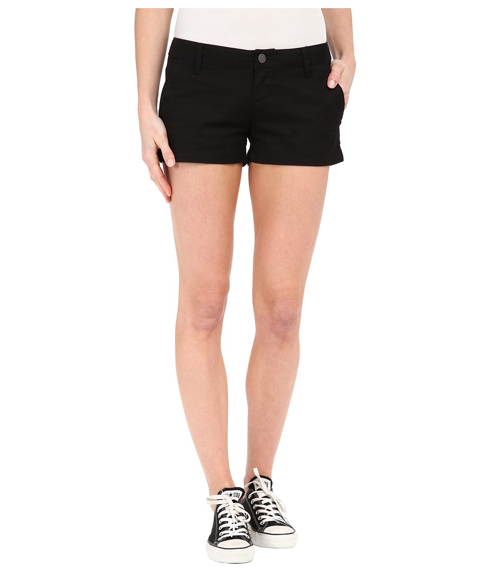 Volcom - Frochickie 2.5 Shorts (Black) Women's Shorts