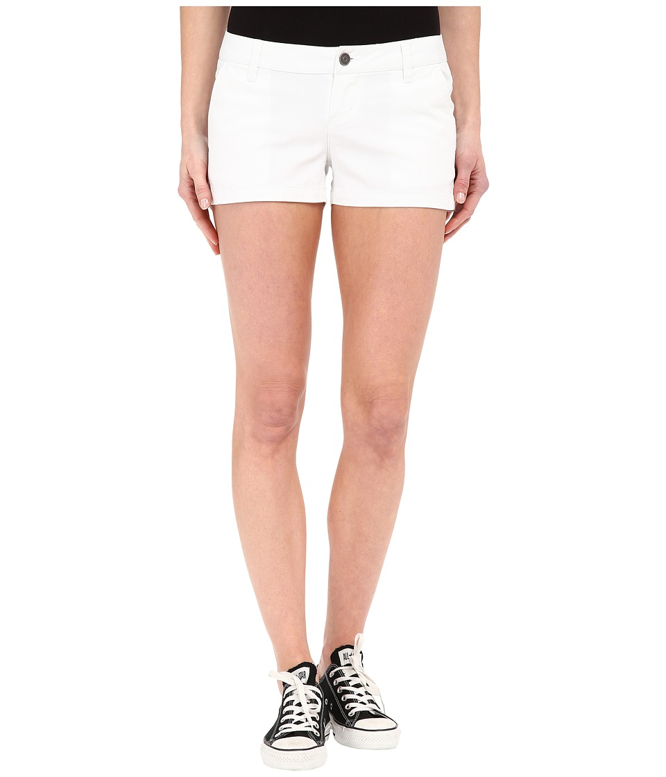 Volcom - Frochickie 2.5 Shorts (White) Women's Shorts