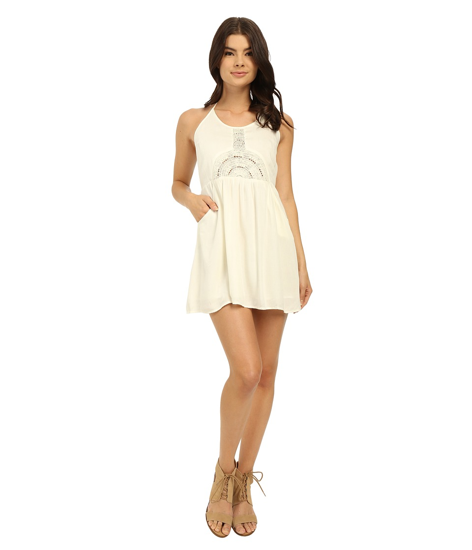 Roxy - Dance to the Beat Dress (Sand Piper) Women