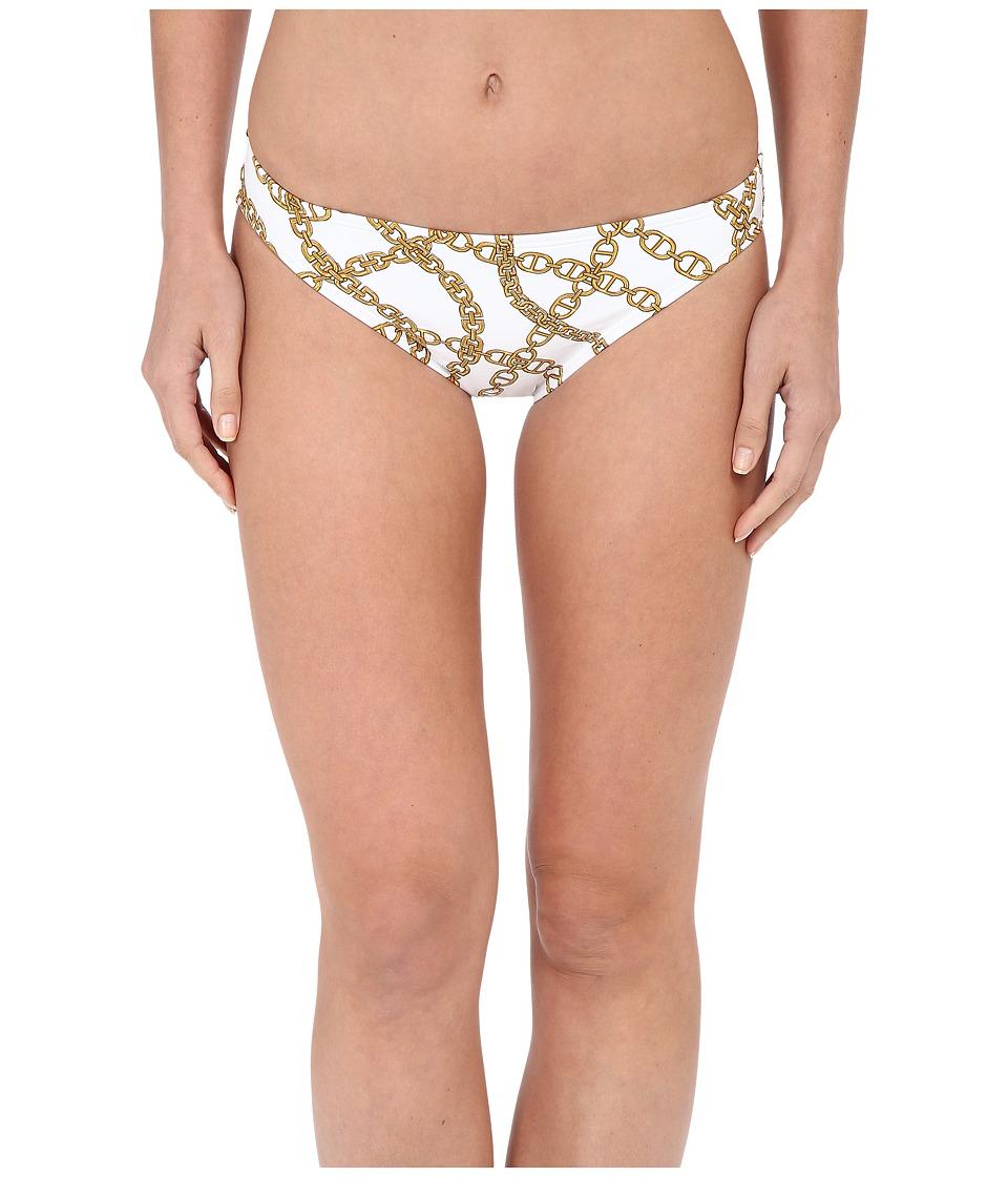 MICHAEL Michael Kors - Chain Classic Bottoms (White) Women's Swimwear