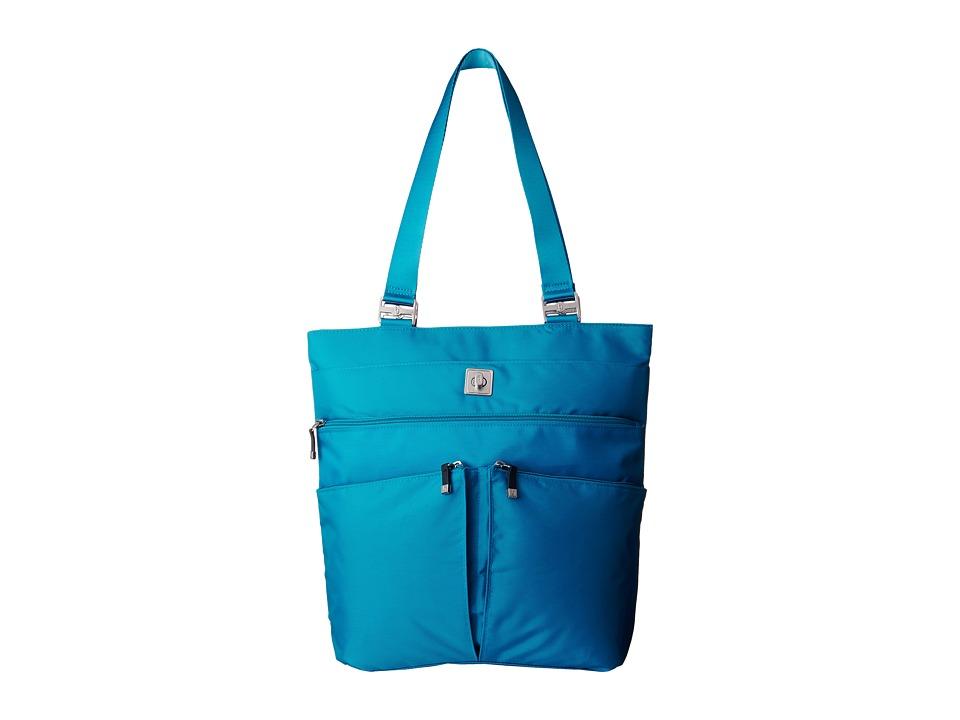 Baggallini - Bevvy (Azul) Handbags