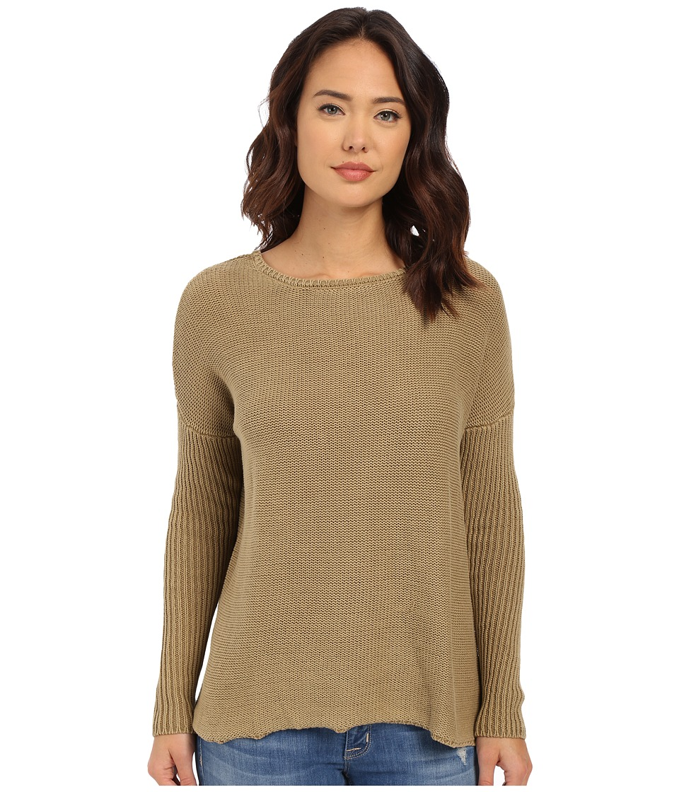 Volcom - Take It On Sweater (Army) Women's Sweater