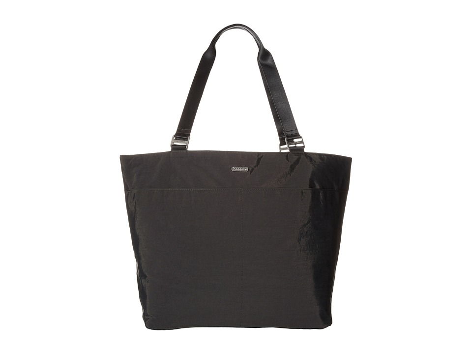 Baggallini - Carryall Tote (Charcoal) Tote Handbags