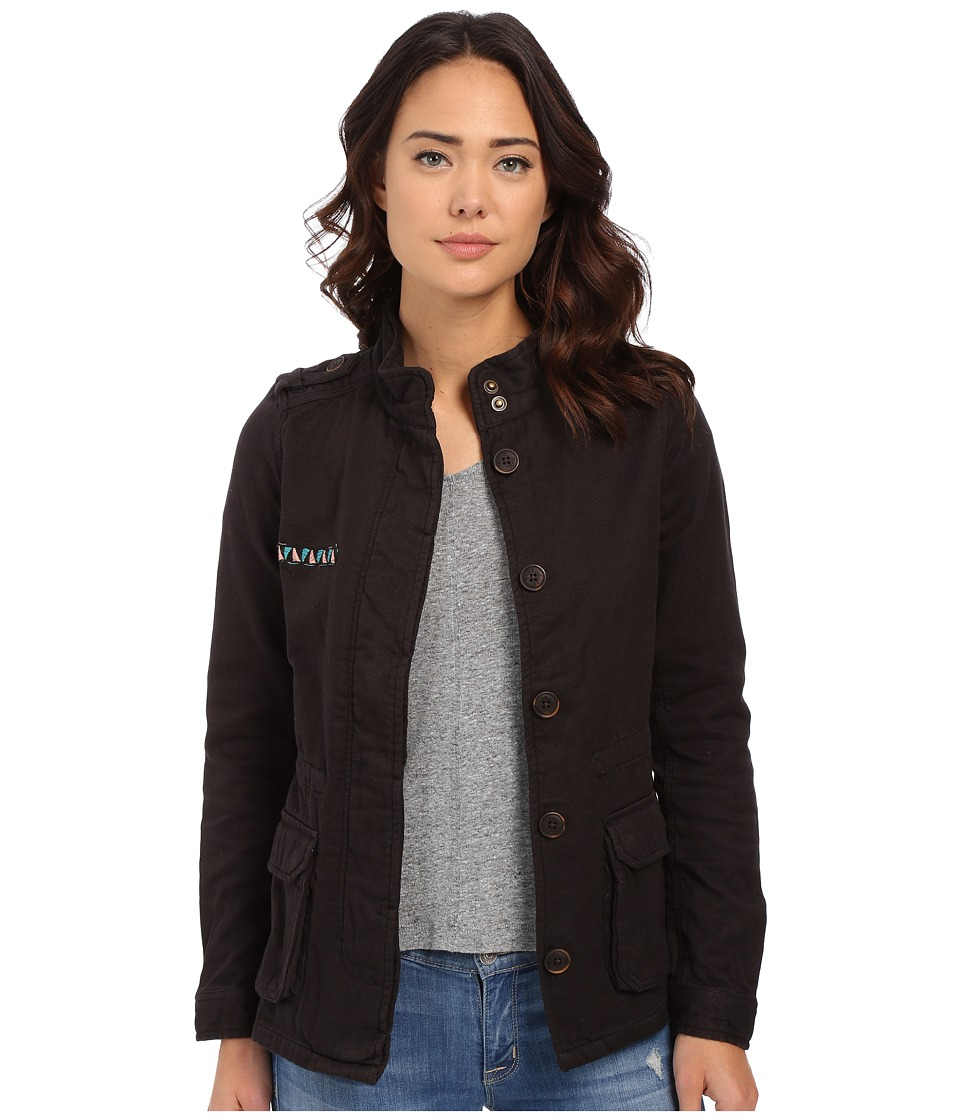 Roxy - In the Wind Jacket (True Black) Women's Jacket