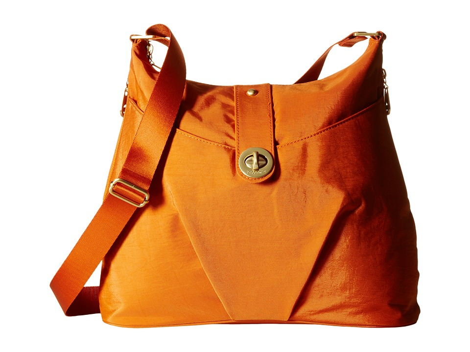 Baggallini - Gold Helsinki Bag (Papaya) Handbags