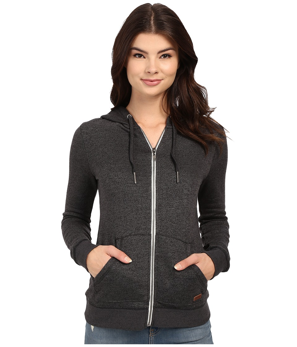 Roxy - Signature Hoodie (Dark Midnight) Women