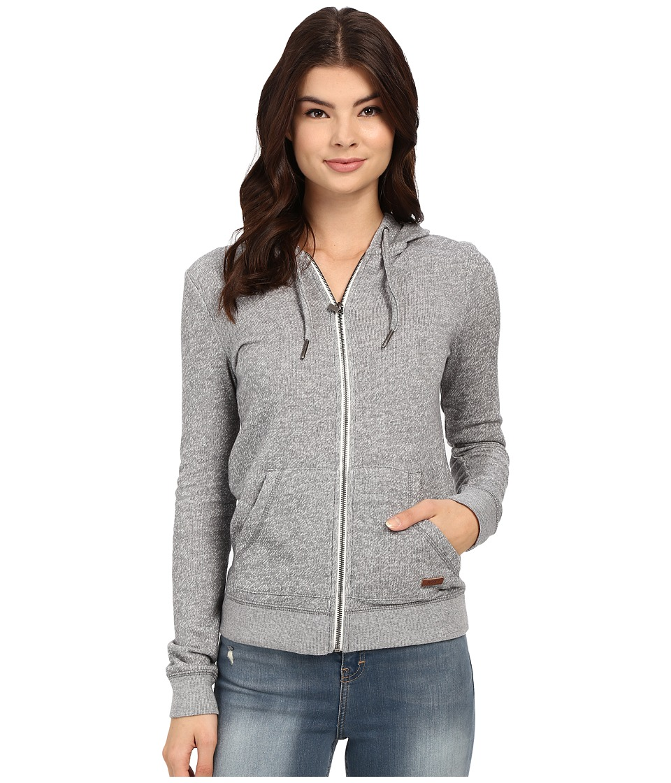 Roxy - Signature Hoodie (Heritage Heather) Women's Sweatshirt