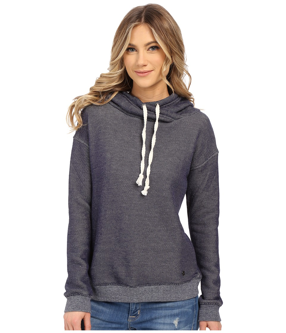 Roxy - Apollo Bay Hoodie (Eclipse) Women's Sweatshirt