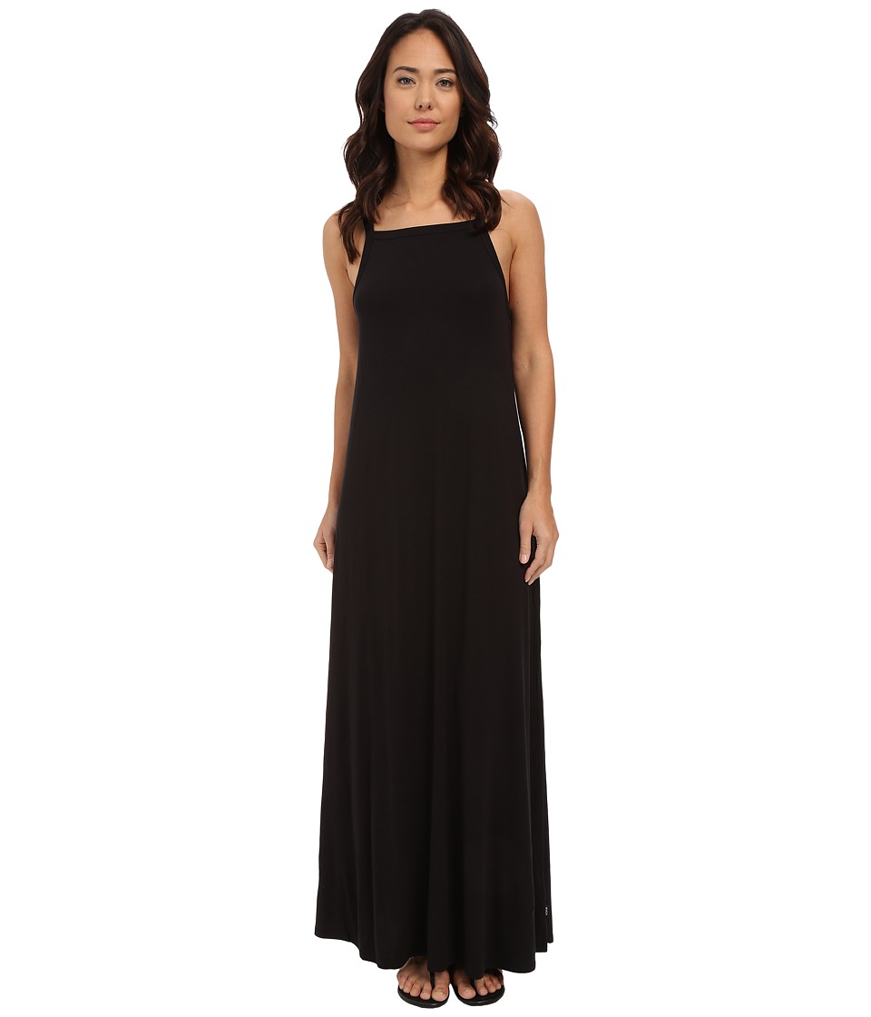 RVCA Burglary Dress (Black) Women