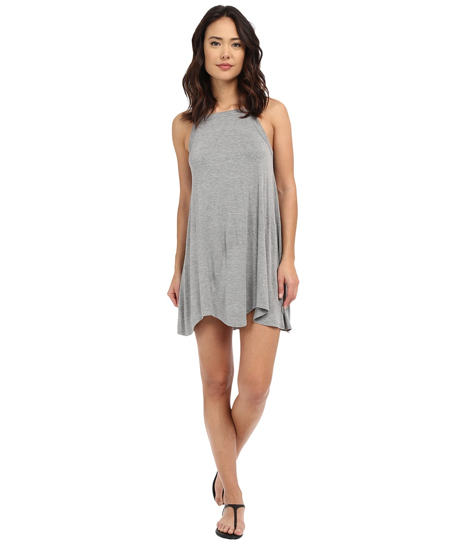 RVCA - Theivery Dress (Heather Grey) Women's Dress