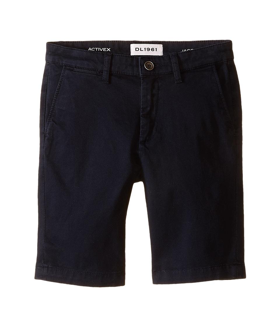 DL1961 Kids - Jacob Chino Shorts in Hammond (Big Kids) (Hammond) Boy's Shorts