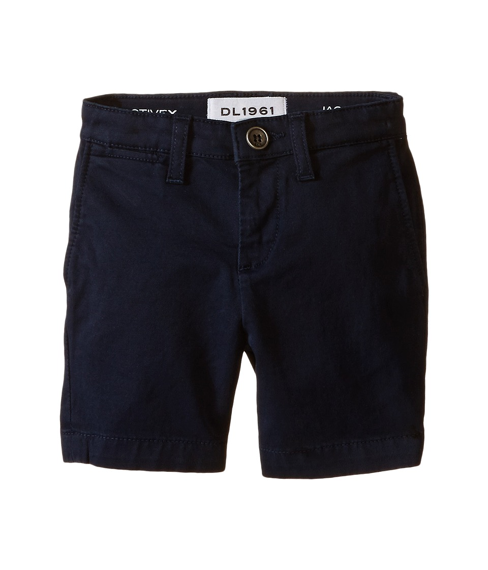 DL1961 Kids - Jacob Chino Shorts in Hammond (Toddler/Little Kids/Big Kids) (Hammond) Boy's Shorts