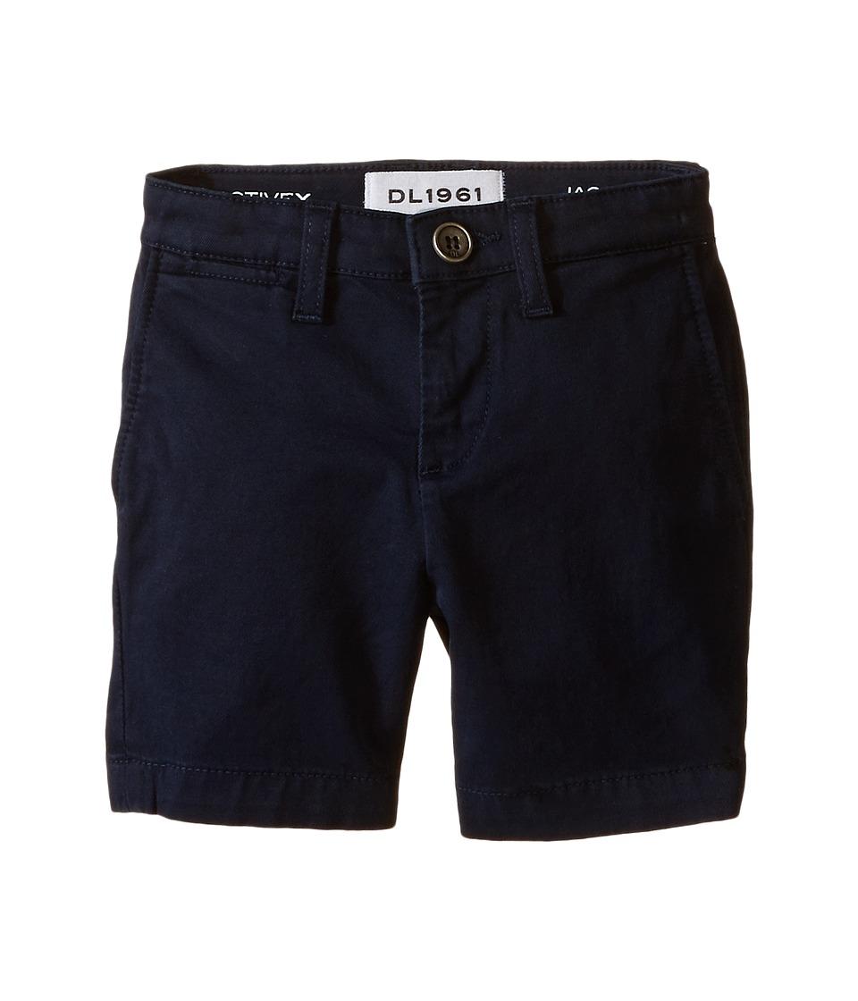 DL1961 Kids - Jacob Chino Shorts in Hammond (Toddler/Little Kids/Big Kids) (Hammond) Boy's Shorts