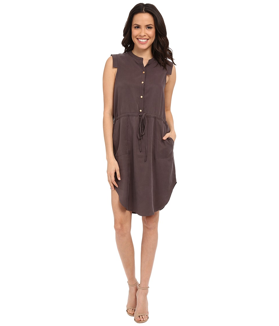 B Collection by Bobeau - Shirtdress (Castlerock) Women's Dress