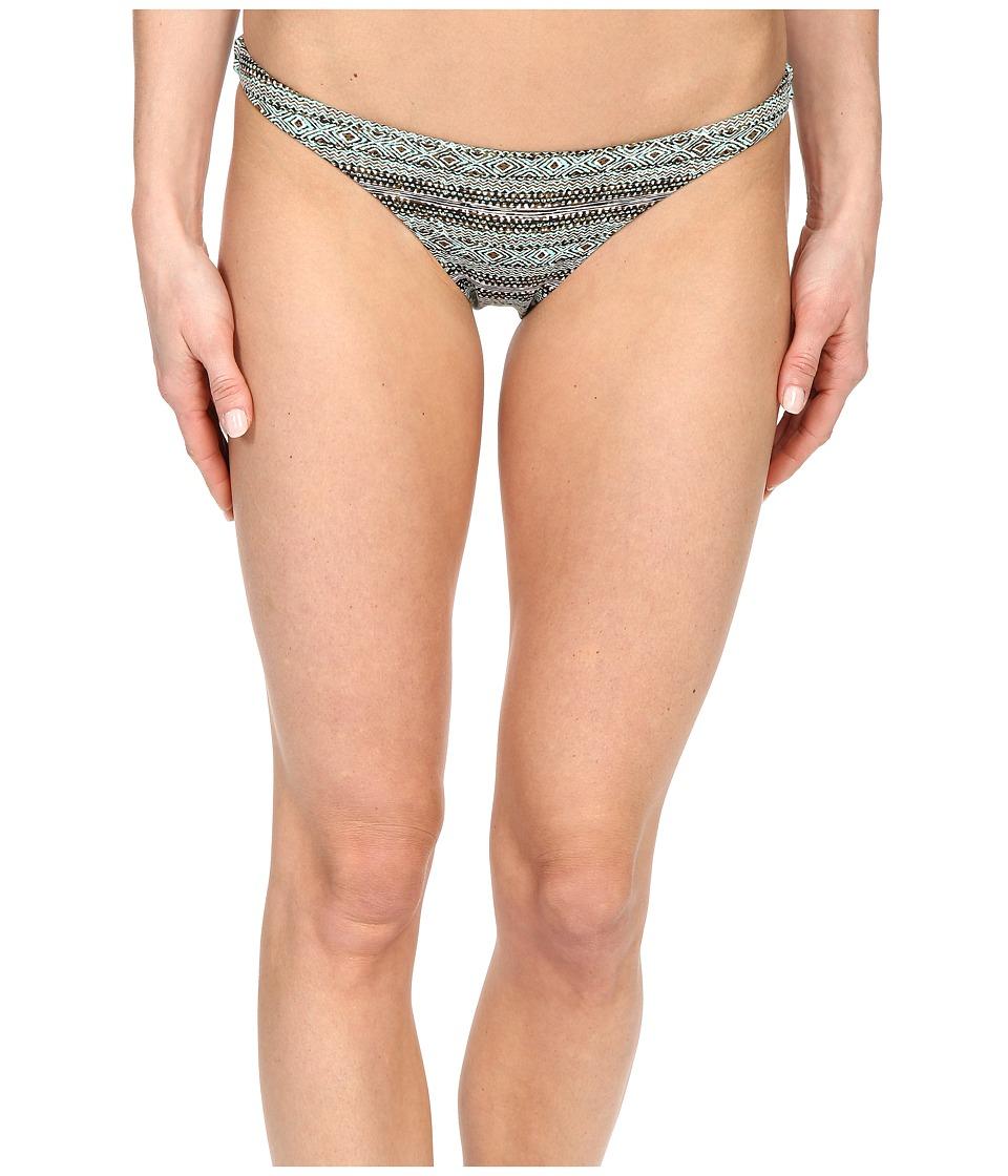 Volcom - Wild Daze Full Bottoms (Seaglass) Women's Swimwear