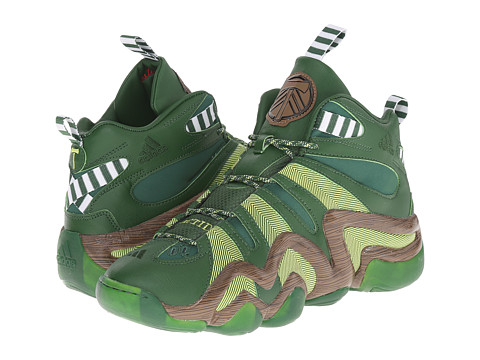 adidas - Crazy 8 (Ponderosa/Wonder Buzz) Men's Basketball Shoes