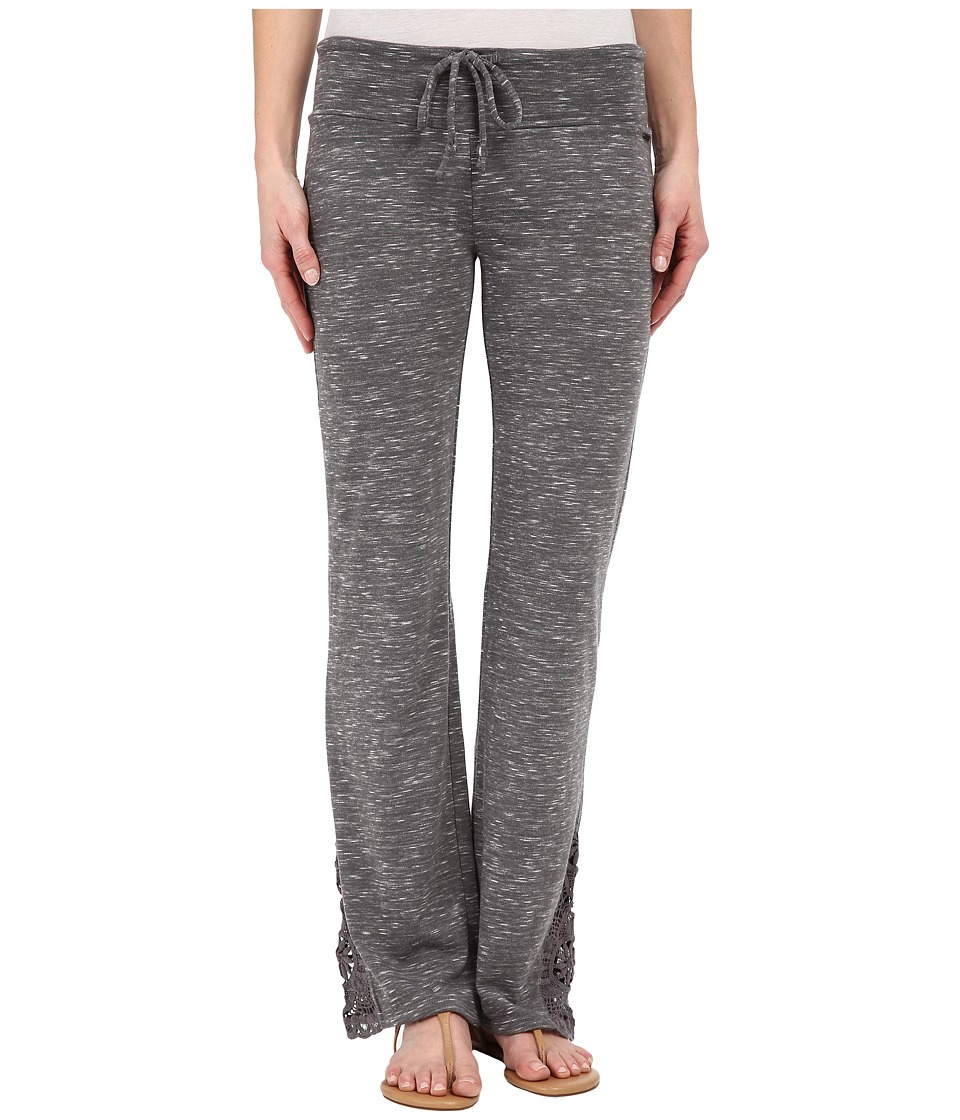 O'Neill - Encourage Pants (Heather Grey) Women's Casual Pants
