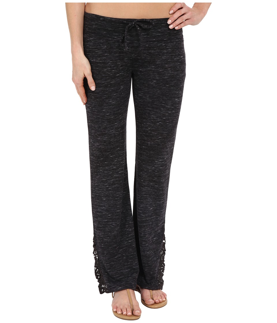 O'Neill - Encourage Pants (Black) Women's Casual Pants
