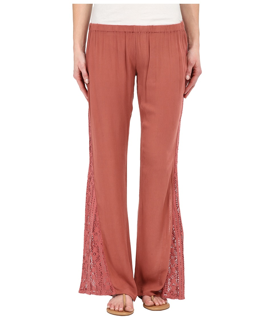 O'Neill - Saturn Woven Pants (Clay) Women's Casual Pants