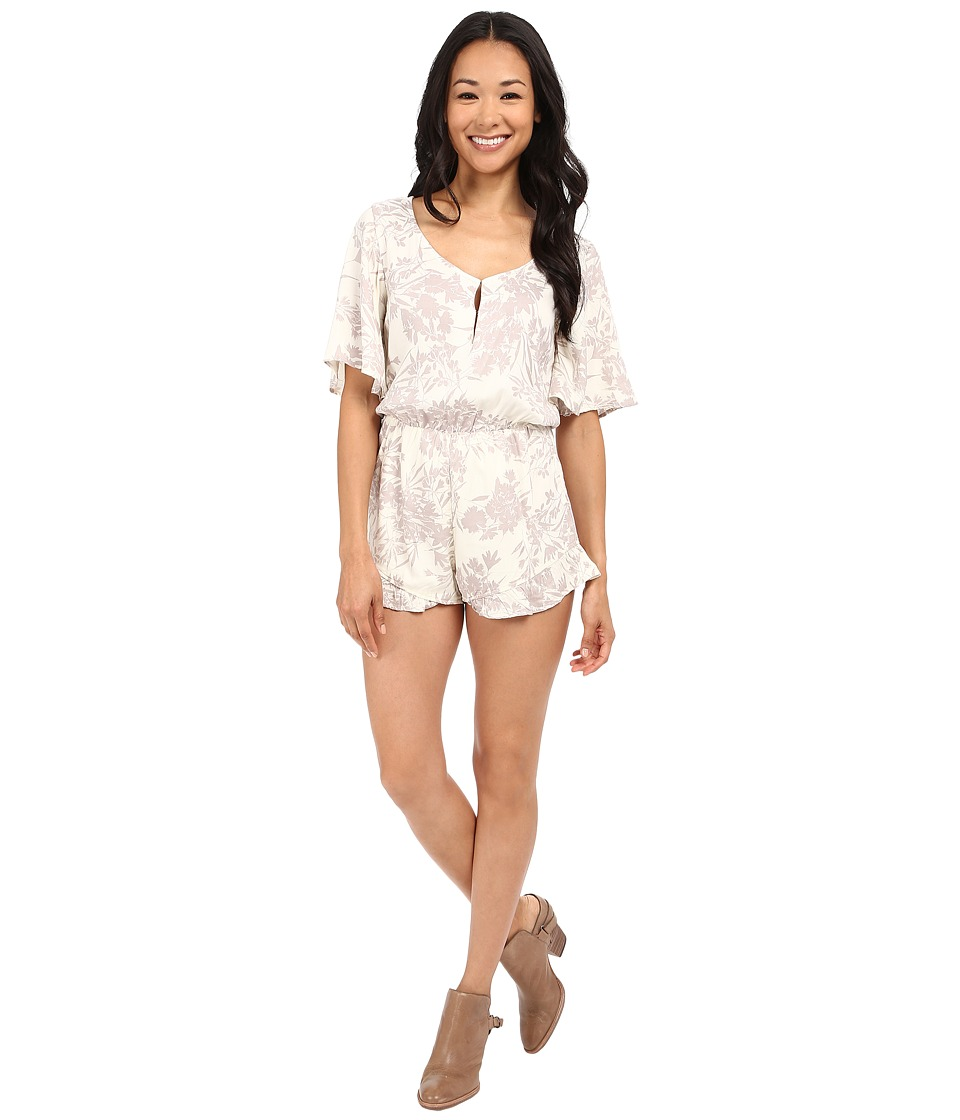 O'Neill - Starlie Romper (Naked) Women's Jumpsuit & Rompers One Piece