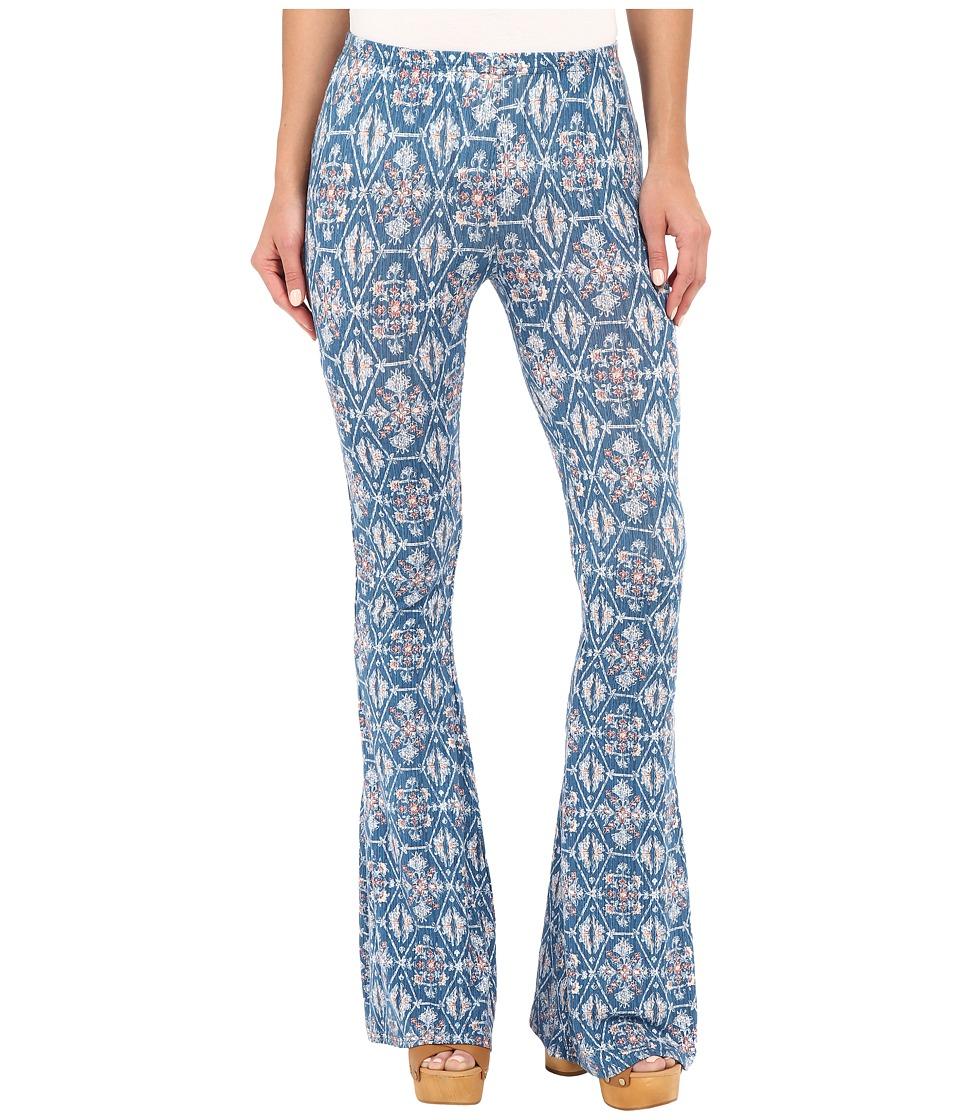 O'Neill - Skye Knit Pants (Byron Blue) Women's Casual Pants