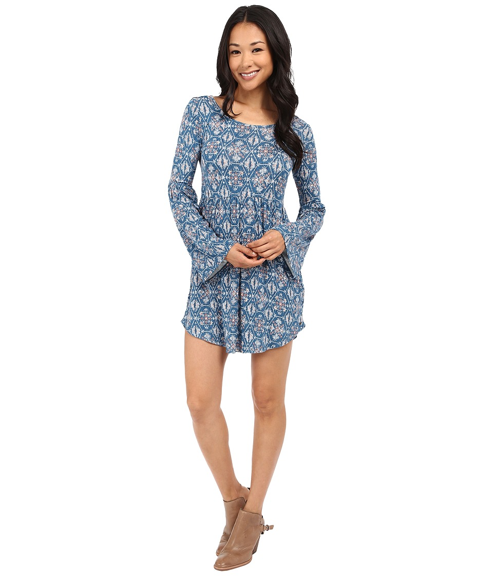 O'Neill - Beverly Dress (Byron Blue) Women's Dress