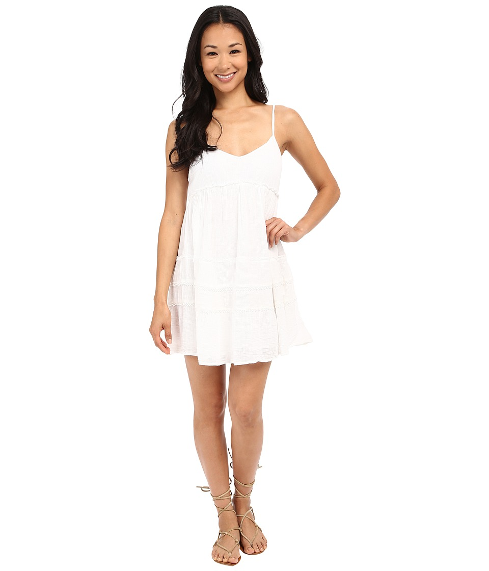O'Neill - Kathleen Dress (White) Women's Dress