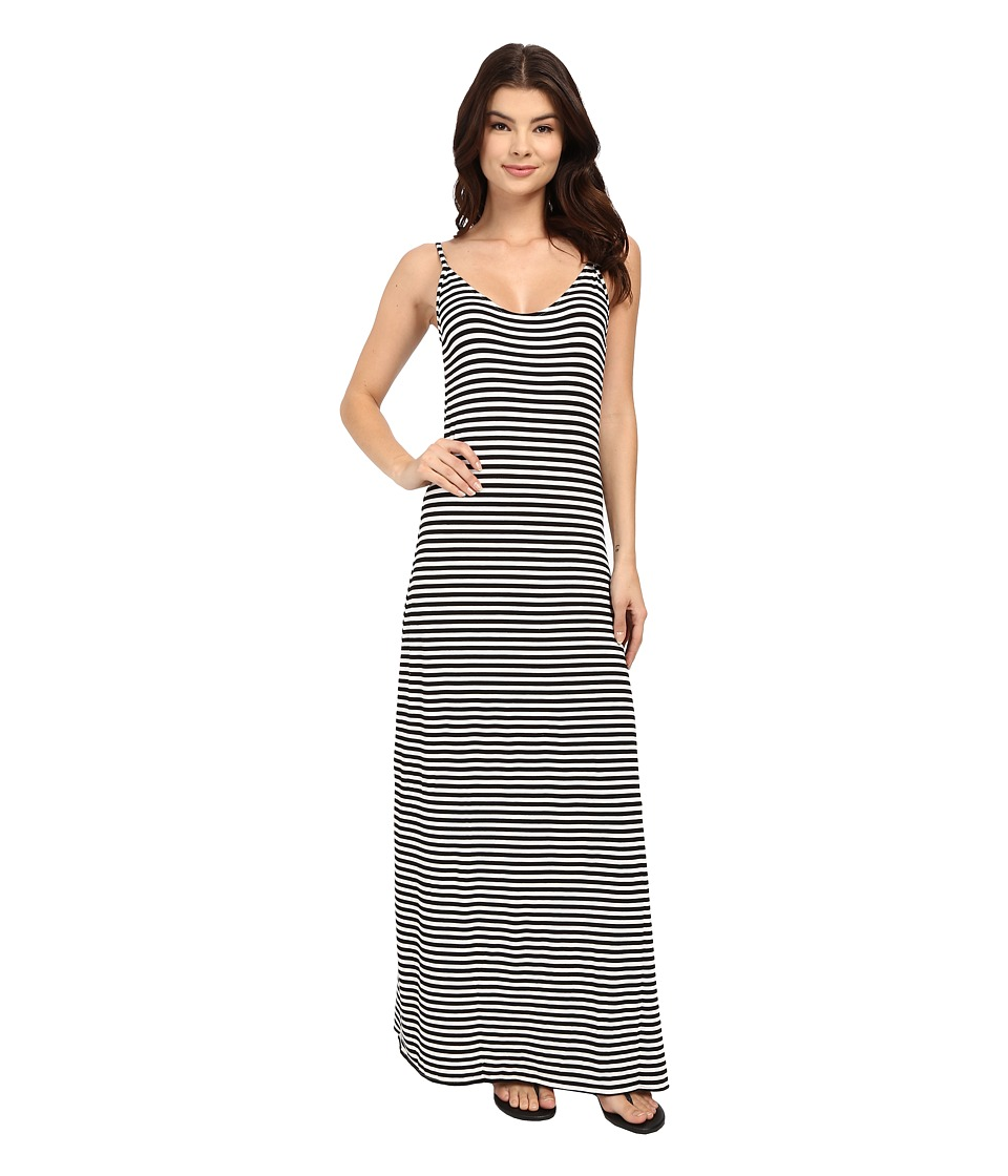 O'Neill - Cedar Maxi Dress (Black) Women's Dress