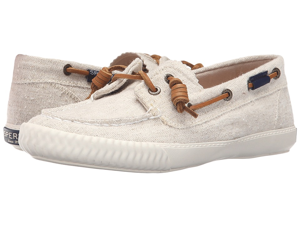 Sperry Top-Sider - Sayel Away Hemp Canvas (Natural) Women's Moccasin Shoes