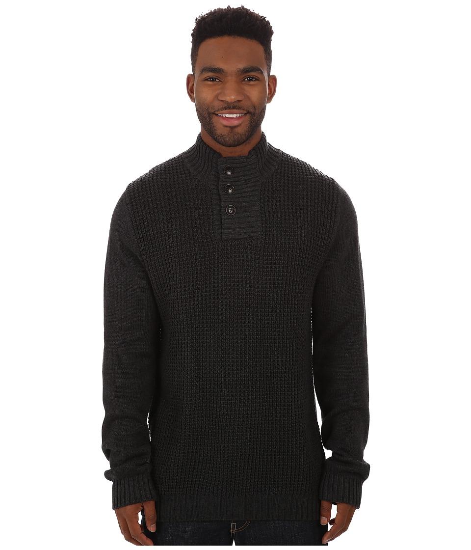 Volcom - Randolph Sweater (Heather Black) Men's Sweater