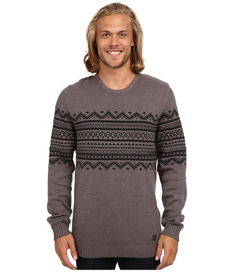 Volcom - Kruz Sweater (Heather Grey) Men