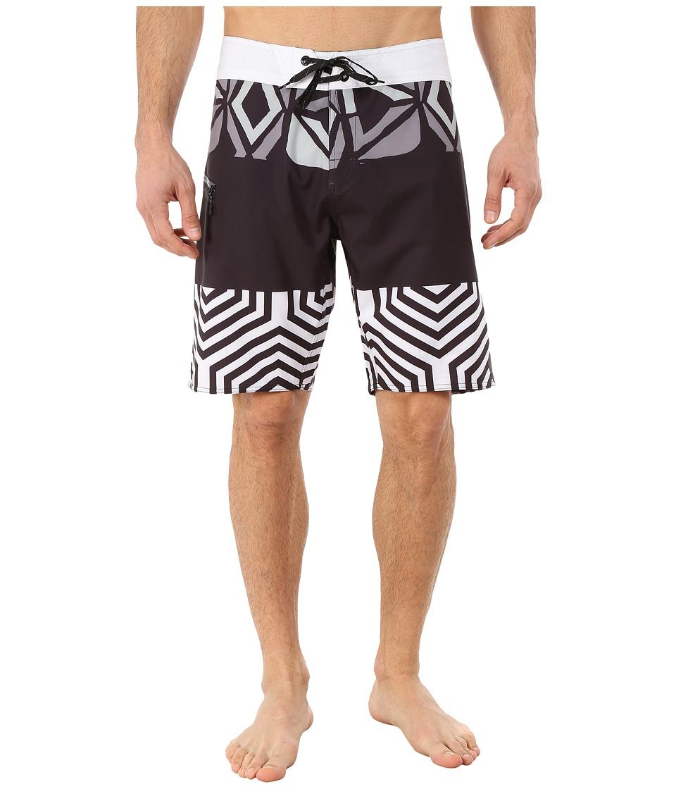 Volcom - Macaw Mod Boardshorts (Dark Grey) Men