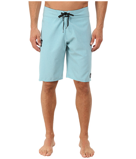 Volcom - Static Boardshorts (Used Blue) Men's Swimwear