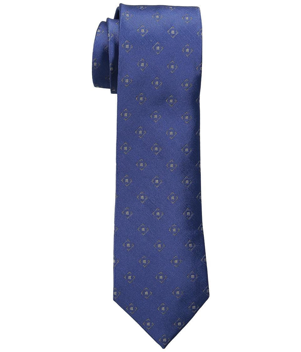 DKNY - Flat Neat (Blue) Ties