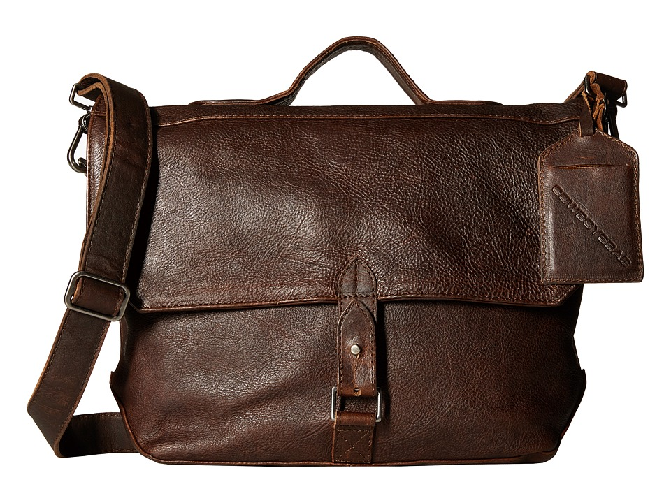 COWBOYSBELT - Eloy (Brown) Messenger Bags