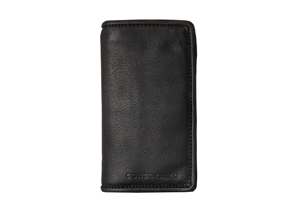 COWBOYSBELT - Carnforth (Black) Bi-fold Wallet